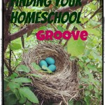 Finding Your Homeschool Groove