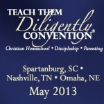 Announcing the Teach them Diligently Convention winner