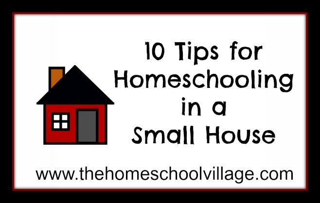 homeschooling in a small house - Home School Furniture