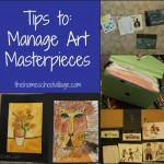 Manage Art Masterpieces