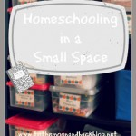 Small Space Homeschooling