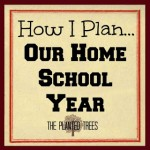 How to Plan the Whole School Year