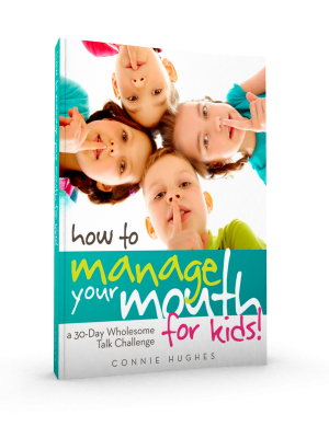 How to Manage Your Mouth...for kids! I love this excellent study guide complete with daily copywork and printables.