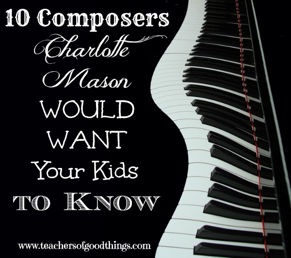 10 Composers to Know. Awesome list!