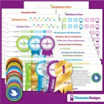 Character Badges…a unique way to instill Biblical values