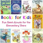 Favorite Read-Alouds for Elementary School