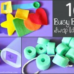 Organize a busy bag swap