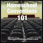 Getting Ready for a Homeschool Convention