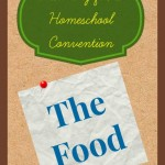 Packing Food For a Homeschool Convention