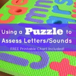 Letter and Letter Sounds Assessments