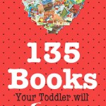 135 Book Recommendations for Preschoolers