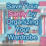 Organize your Wardrobe