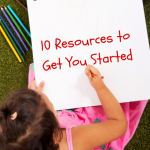 Homeschooling Kindergarten Resources
