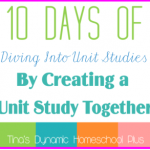 Diving into Unit Studies