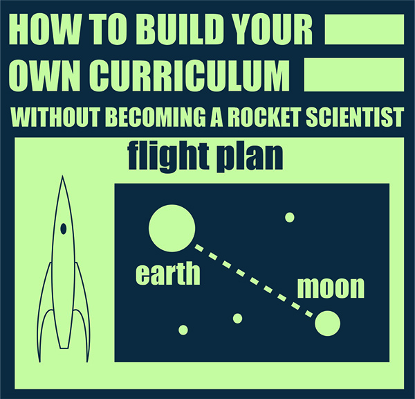 Great tips on how to put together your own curriculum