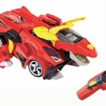 VTech Go Dinos Turbo Bronco the RC Triceratops