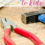 Teaching Life Skills to Kids {free printable}