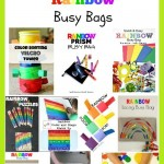Top 10 Rainbow Busy Bags for Preschool