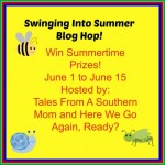 Swinging into Summer Blog Hop