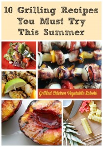 10 Grilling Recipes You Must Try This Summer