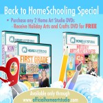 Home Art Studio Free DVD Offer