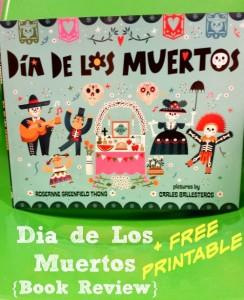 Dia de Los Muertos {Book Review}