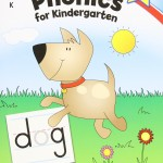 Phonics for Kindergarten Workbook {Review}