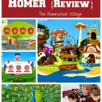 Learn With Homer {Review}