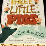 The Three Little Pigs Count to 100 {Book Review}