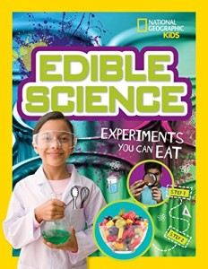 Edible Science Experiments {Book Review}