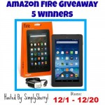 Amazon Fire Giveaway