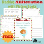 Free Alliteration Printable Pack