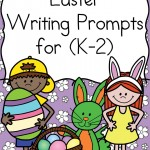 Free Easter Writing Prompts (K-2)