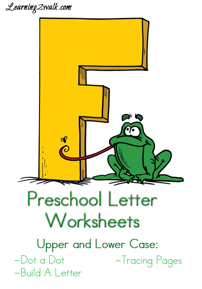 free preschool letter f worksheets the homeschool village. Black Bedroom Furniture Sets. Home Design Ideas