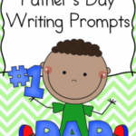 Free Father's Day Writing Prompts