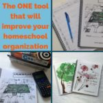 One Tool You Need for Homeschool Organization