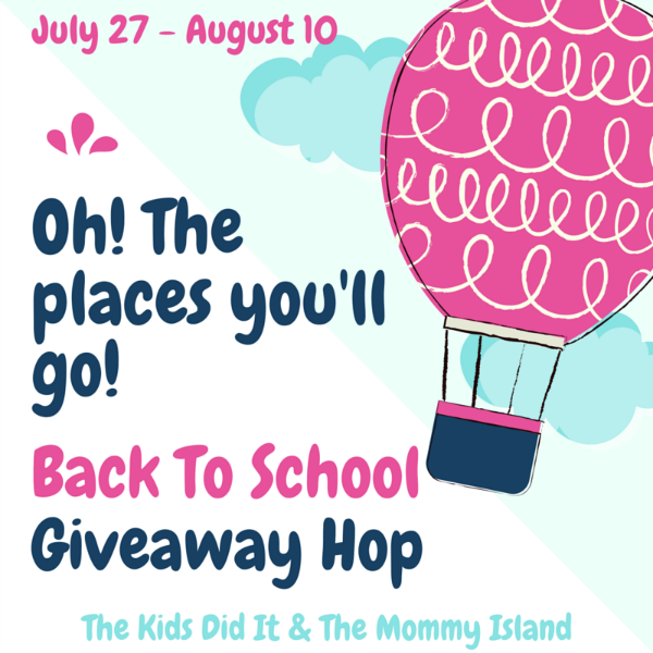 Back to school blog hop Ends 8/10