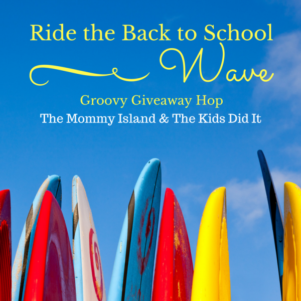 Groovy Giveaways Giveaway Hop