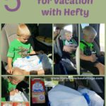 5 Tips in Preparing for Vacation with Hefty
