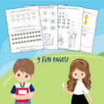 Free Skip Counting Printable Packet