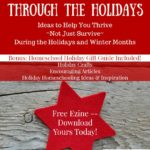Homeschooling through the Holidays Free Ezine