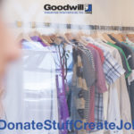 Goodwill #DonateStuffCreateJobs