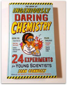 The Book of Ingeniously Daring Chemistry - Book Review