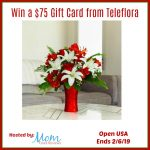 Win $75 Gift Card from Teleflora
