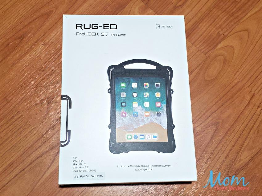 Win a Rug-Ed ProLOCK 9.7 iPad Case – 3 Winners