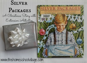Silver Packages -- Christmas Book Activities