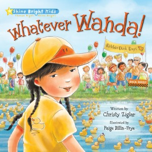 Whatever Wanda {Book Review}