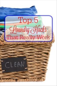 How to Gain Control Over Your Laundry